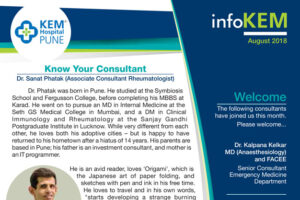 Know Your Consultant