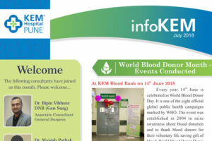 World Blood Donor Month