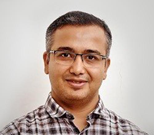 Dr. Kedar Deogaonkar