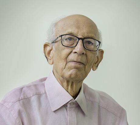 Dr. Shyamkant Dighe
