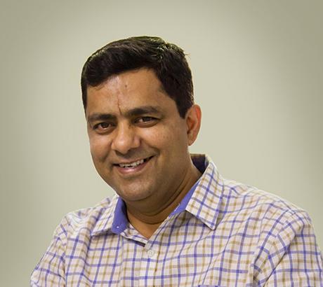Dr. Shashank Shrotriya