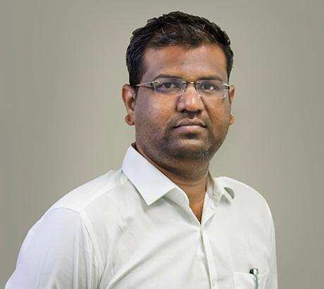 Dr. Teerthagouda Patil